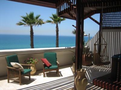 Красивейшие двухкомнатные апартаменты с видом на море в Нетании