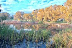 Зимнее озеро Шлюлит