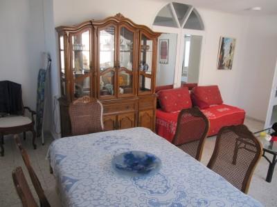 Трёхкомнатная квартира с видом на Средиземное море в Нетании