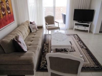 Замечательные двухкомнатные апартаменты в Нетании
