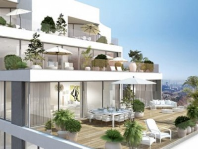 Фешенебельные пятикомнатные апартаменты в элитном жилом комплексе в Нетании