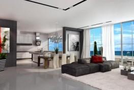 Привлекательная пятикомнатная квартира у моря в Нетании