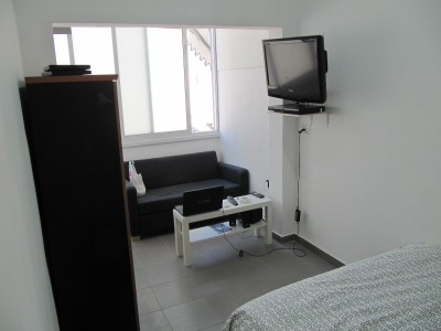 Привлекательная квартира с одной комнатой у пляжа в Нетании