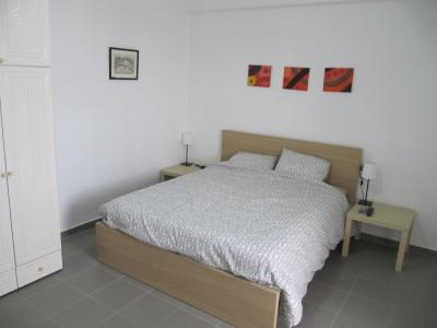 Современная однокомнатная квартира в Нетании