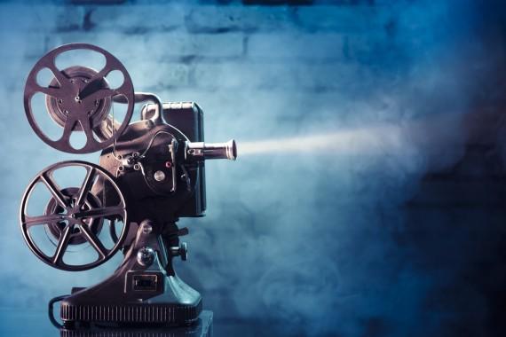Показ фильма «Назад в будущее» на пл.Независимости
