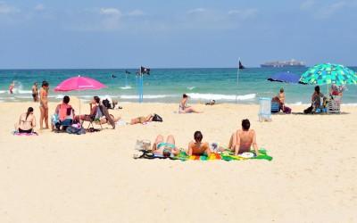 Информируем любителей серфинга и отдыха на пляже