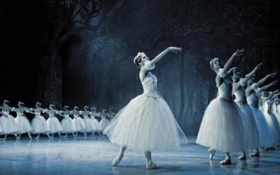 Феерическая балетная постановка Жизель от труппы Talarium et Lux