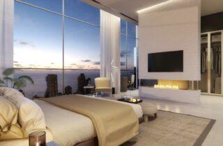 Прекрасные апартаменты в престижном районе в новом проекте в Нетании