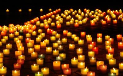 Почтение памяти погибших героев