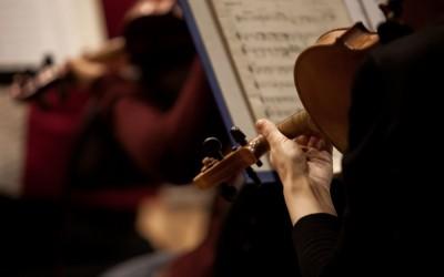 Виртуозы скрипки на сцене Нетании