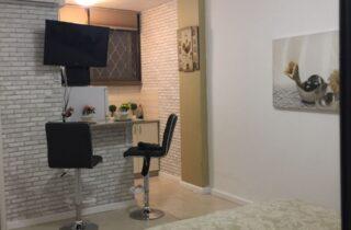 Аренда квартиры студии на улице Гад Махнес в Нетании