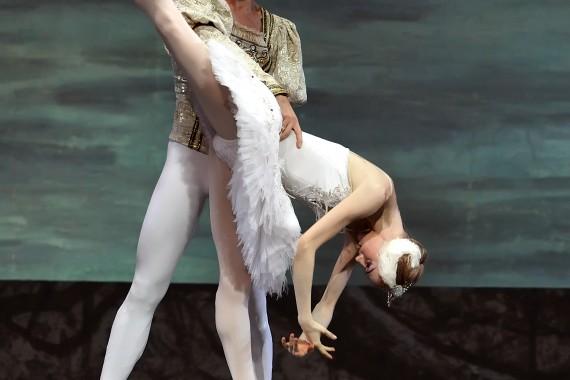 Балет «Спящая красавица» в Нетании