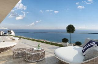 Роскошные апартаменты в жилом комплексе Via Mare в Нетании
