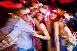Для любителей шумных вечеринок