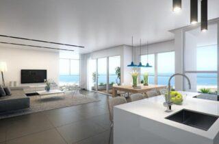 Апартаменты в новом проекте НАТ-600 в Нетании