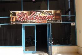 Ресторан «Coliseum De Luxe»