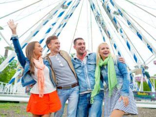 Суперленд: день отдыха в Ришон ле Цион