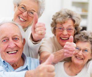 Образовательная программа для пенсионеров в Нетании