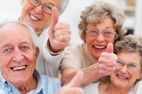 Социальные программы для пожилых людей в Нетании