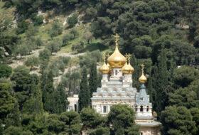 Экскурсия из Нетании в Вифлеем, Иерусалим, русское подворье