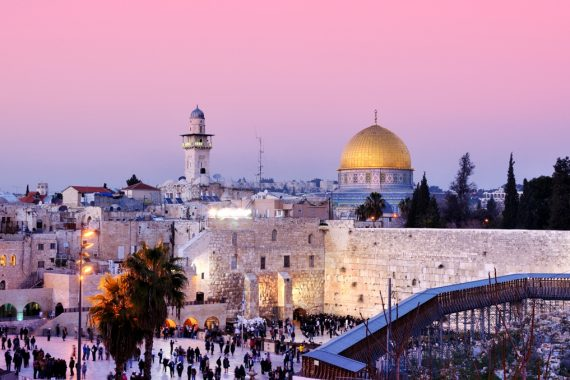Три религии Иерусалима