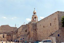 Христианская часть: Иерусалим и Вифлеем