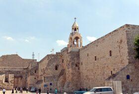 Христианские святыни Иерусалима и Вифлеема