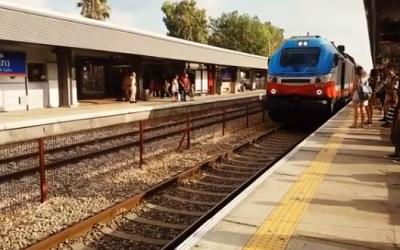 От Хайфы до Тель-Авива приостановится движение поездов