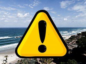 16 человек утонуло на пляжах Нетании в 2017 году