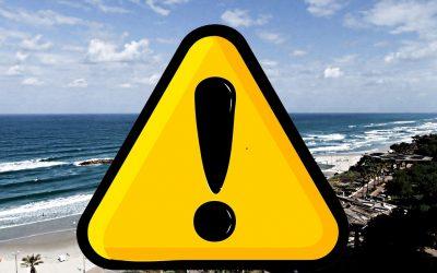 16 человек утонули во время купального сезона в Нетании