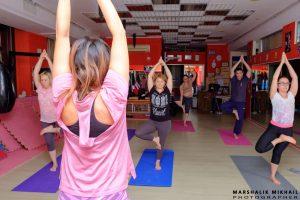 Волшебный мир йоги в Нетании