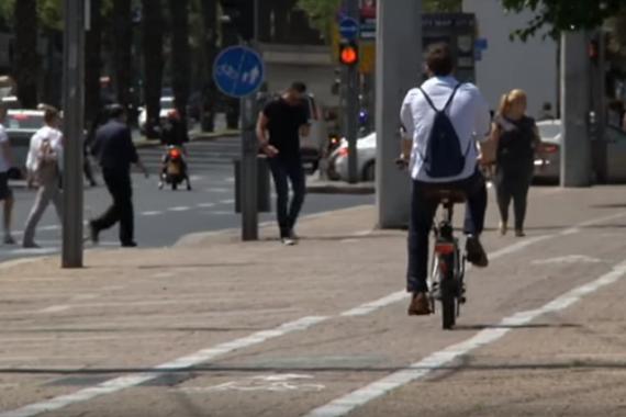 Усиление безопасности пешеходов и велосипедистов