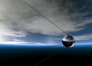 Запуск первого спутника Земли