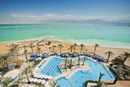 Мертвон море, Отдых в SPA отелях с обедом