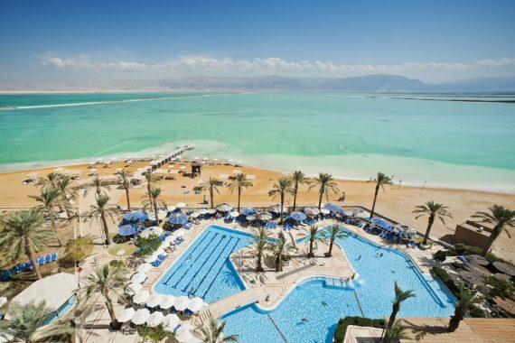 Мертвое море, Отдых в SPA отелях с обедом