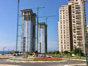 Цены на квартиры в Нетании