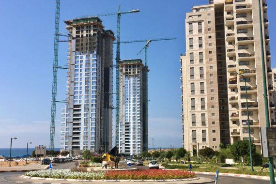 Цены на квартиры в Нетании продолжают расти