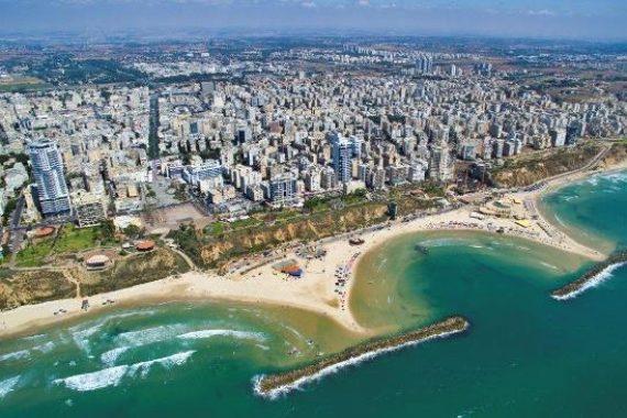Около 150 млн шекелей будут инвестированы в укрепление прибрежной зоны в Нетании