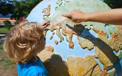 Уникальный детский сад для детей в возрасте 5 лет (Ган Хова)