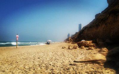 Экологическая катастрофа на побережье Израиля и Нетании