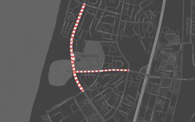 Перекрытие дорог в Нетании в дни праздника Пурим