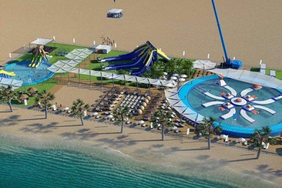 Пляжи Нетании в новом летнем сезоне готовят большой сюрприз!