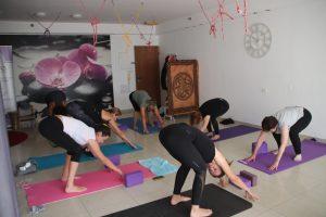 Студия Yogas, йога в Нетании