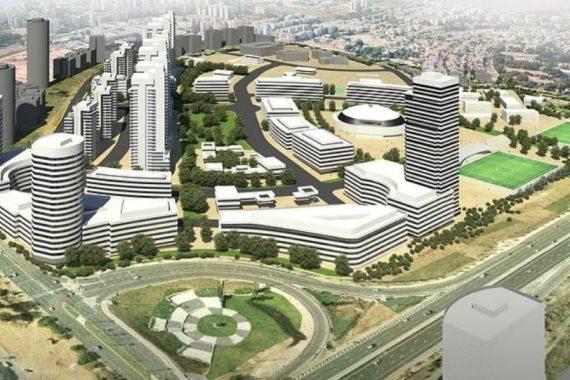 Утвержден новый план создания и развития нового промышленного центра Нетании