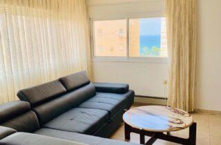 Аренда 4 комнаты для большой семьи возле пляжа в Нетании