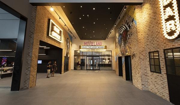 Новый кинотеатр от сети MOVIELAND открылся в Нетании