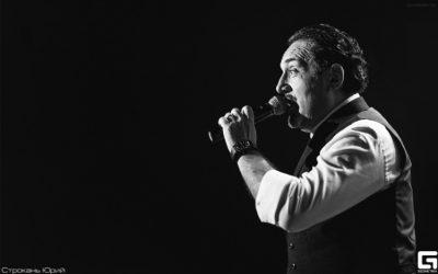 Легенда шансона или просто песни Гарика Кричевского в Нетании