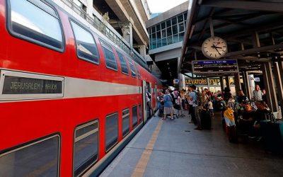 Отмена ночных поездов в Бен Гурион