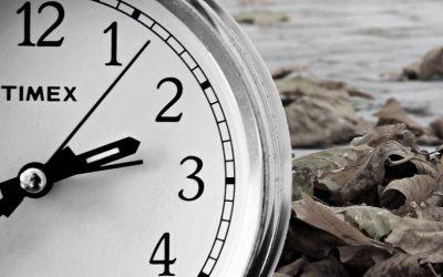 Перевод часов на зимнее время в Израиле