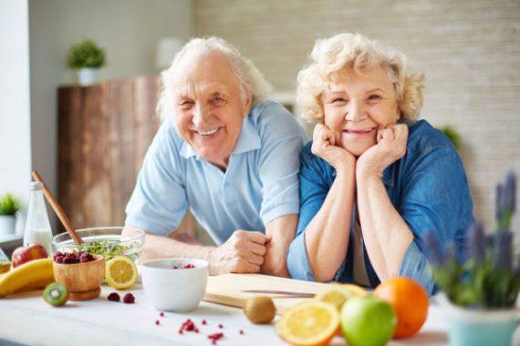 Месяц пенсионеров в Нетании